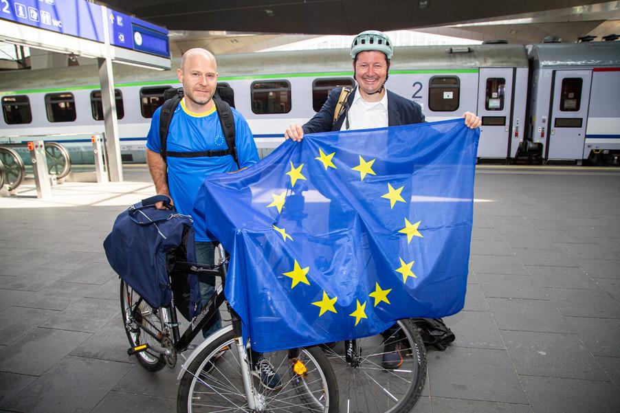 Bild 2   Bundesländer-Tour der Vertretung der Europäischen Kommission und der Österreichischen ...