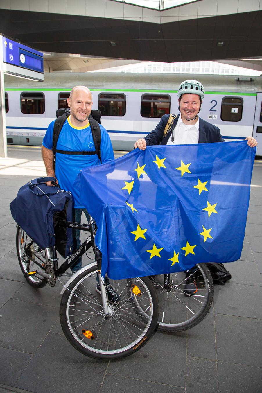 Bild 3   Bundesländer-Tour der Vertretung der Europäischen Kommission und der Österreichischen ...