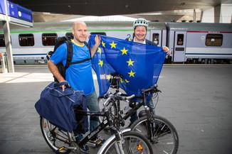 Bild 4   Bundesländer-Tour der Vertretung der Europäischen Kommission und der Österreichischen ...