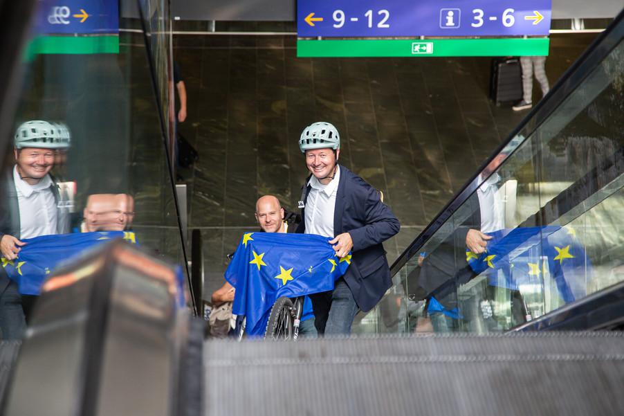 Bild 6   Bundesländer-Tour der Vertretung der Europäischen Kommission und der Österreichischen ...