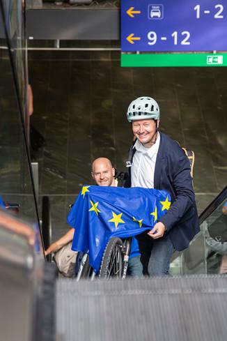 Bild 7   Bundesländer-Tour der Vertretung der Europäischen Kommission und der Österreichischen ...