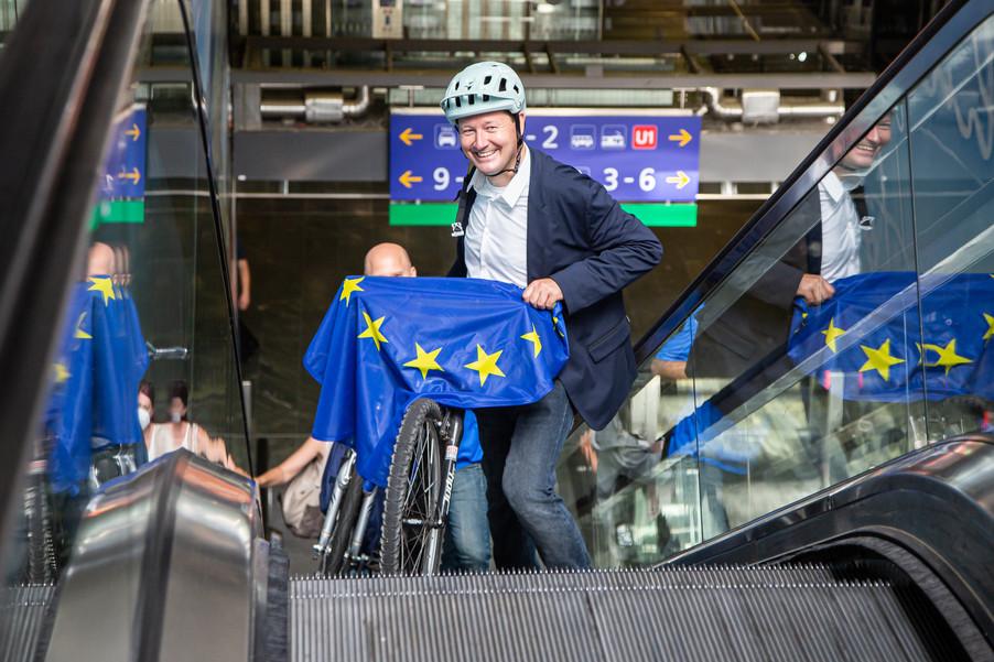 Bild 8   Bundesländer-Tour der Vertretung der Europäischen Kommission und der Österreichischen ...