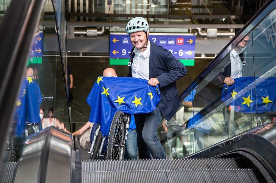 Bild 9   Bundesländer-Tour der Vertretung der Europäischen Kommission und der Österreichischen ...