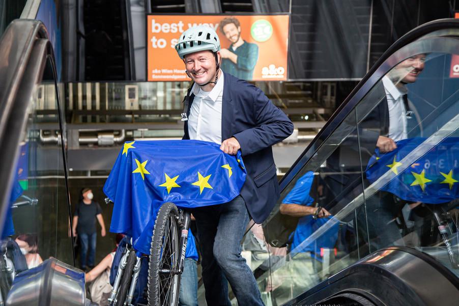 Bild 10   Bundesländer-Tour der Vertretung der Europäischen Kommission und der Österreichischen ...