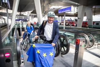 Bild 12   Bundesländer-Tour der Vertretung der Europäischen Kommission und der Österreichischen ...
