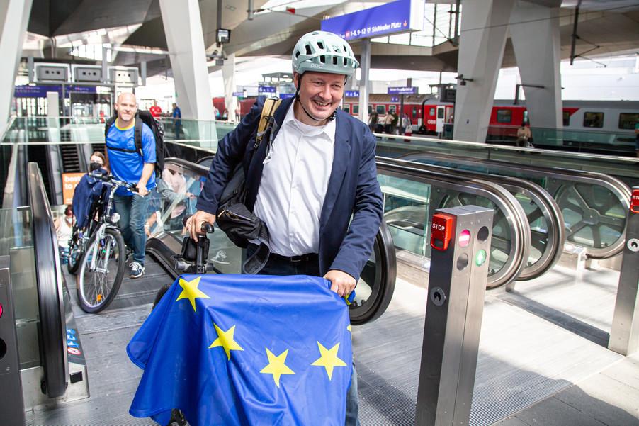 Bild 13   Bundesländer-Tour der Vertretung der Europäischen Kommission und der Österreichischen ...