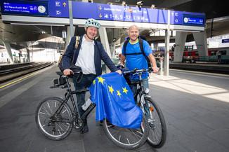 Bild 14   Bundesländer-Tour der Vertretung der Europäischen Kommission und der Österreichischen ...