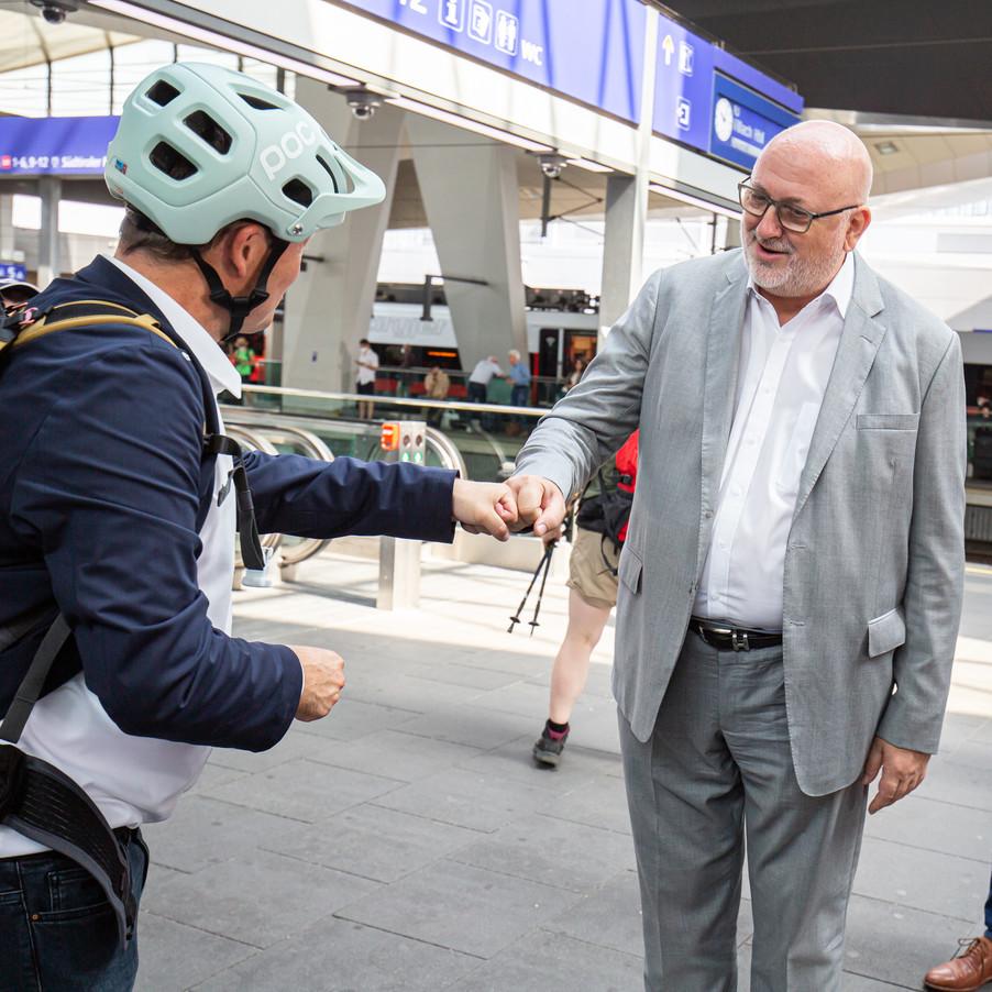 Bild 15   Bundesländer-Tour der Vertretung der Europäischen Kommission und der Österreichischen ...