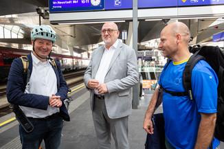 Bild 17   Bundesländer-Tour der Vertretung der Europäischen Kommission und der Österreichischen ...