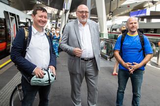 Bild 18   Bundesländer-Tour der Vertretung der Europäischen Kommission und der Österreichischen ...