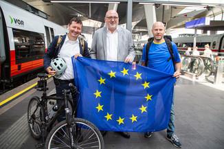 Bild 19   Bundesländer-Tour der Vertretung der Europäischen Kommission und der Österreichischen ...