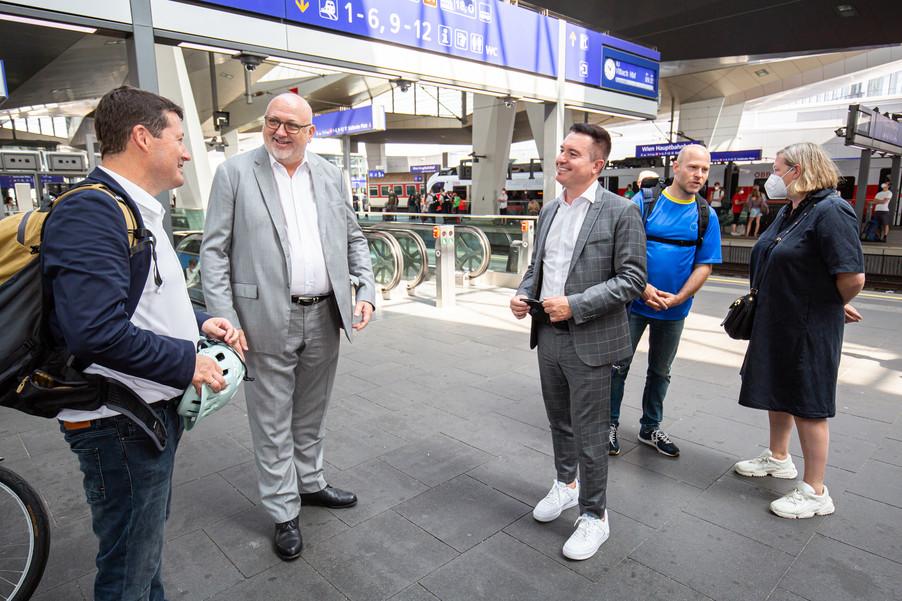 Bild 20   Bundesländer-Tour der Vertretung der Europäischen Kommission und der Österreichischen ...