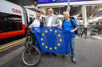 Bild 24   Bundesländer-Tour der Vertretung der Europäischen Kommission und der Österreichischen ...