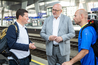 Bild 28   Bundesländer-Tour der Vertretung der Europäischen Kommission und der Österreichischen ...