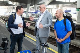 Bild 30   Bundesländer-Tour der Vertretung der Europäischen Kommission und der Österreichischen ...