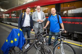 Bild 34   Bundesländer-Tour der Vertretung der Europäischen Kommission und der Österreichischen ...