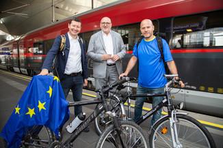 Bild 35   Bundesländer-Tour der Vertretung der Europäischen Kommission und der Österreichischen ...