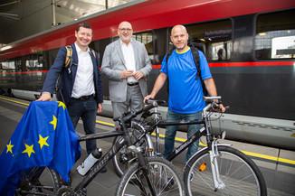 Bild 36   Bundesländer-Tour der Vertretung der Europäischen Kommission und der Österreichischen ...