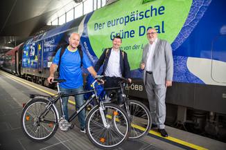Bild 37   Bundesländer-Tour der Vertretung der Europäischen Kommission und der Österreichischen ...