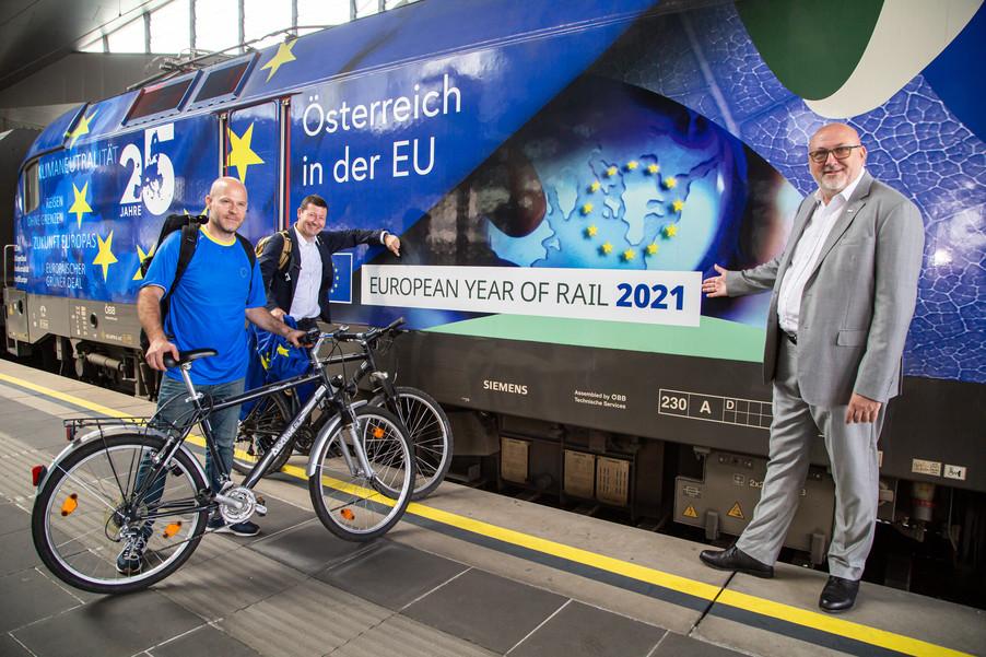 Bild 39   Bundesländer-Tour der Vertretung der Europäischen Kommission und der Österreichischen ...