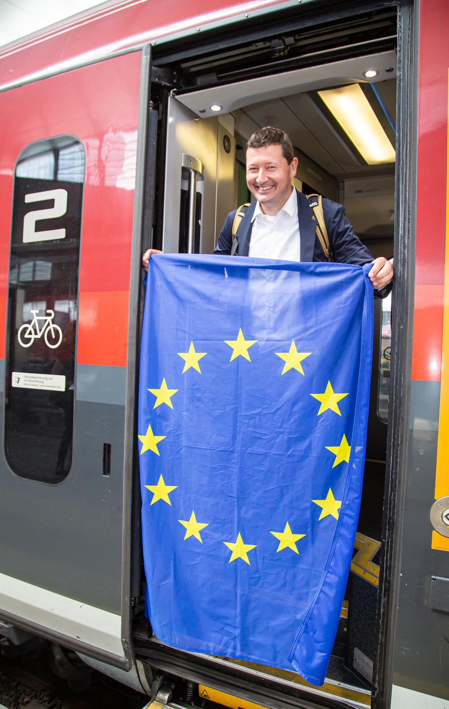 Bild 43   Bundesländer-Tour der Vertretung der Europäischen Kommission und der Österreichischen ...