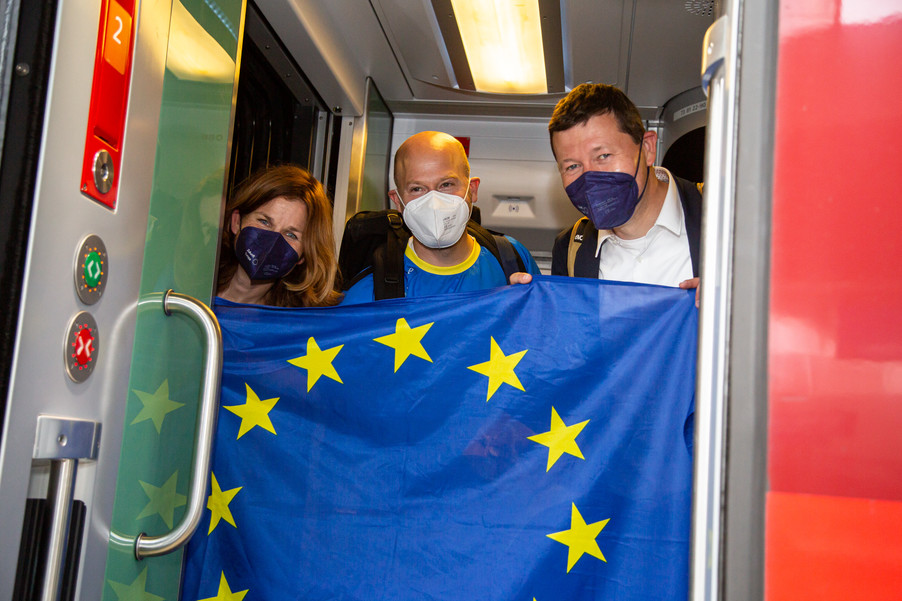 Bild 47   Bundesländer-Tour der Vertretung der Europäischen Kommission und der Österreichischen ...
