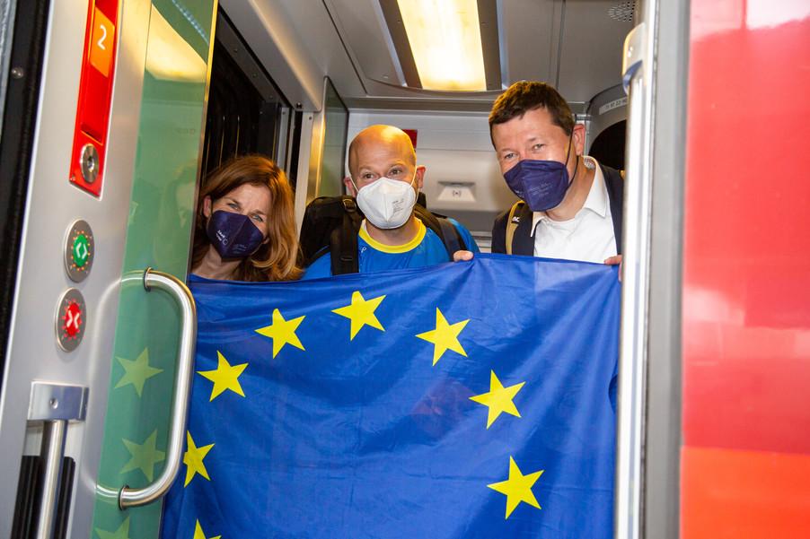 Bild 48   Bundesländer-Tour der Vertretung der Europäischen Kommission und der Österreichischen ...