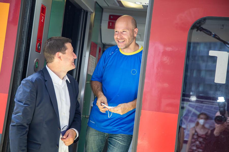 Bild 49   Bundesländer-Tour der Vertretung der Europäischen Kommission und der Österreichischen ...