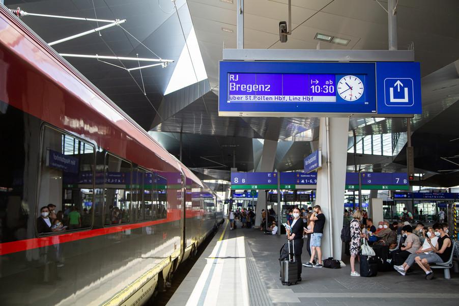 Bild 51   Bundesländer-Tour der Vertretung der Europäischen Kommission und der Österreichischen ...