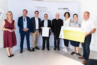 Bild 10   klimaaktiv Silber Auszeichnung für die Planung des Quartiers 12 im Grazer Stadtentwicklungsgebiet ...