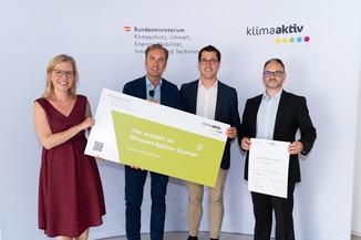 Bild 11   klimaaktiv Silber Auszeichnung für die Planung des Quartiers 12 im Grazer Stadtentwicklungsgebiet ...