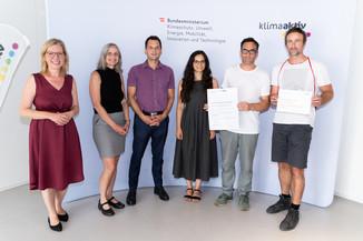 Bild 12   klimaaktiv Bronze Auszeichnung für die Sanierung des Wohnheims Herbersteinstraße 4 in Graz
