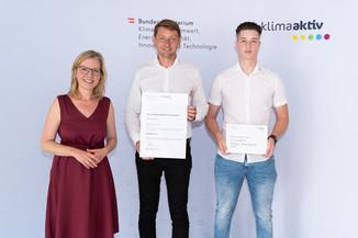 Bild 21   klimaaktiv Bronze Auszeichnung für das Einfamilienhaus Wiesler in Fürstenfeld