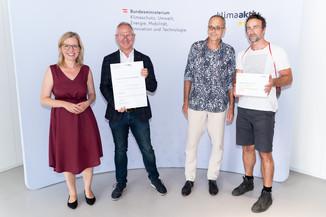 Bild 23   klimaaktiv Gold Auszeichnung für das Wohngebäude Reininghaus 10 in Graz
