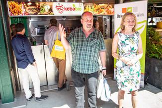 Bild 8 | Erster ausgezeichneter Bio-Kebapstand in Wien