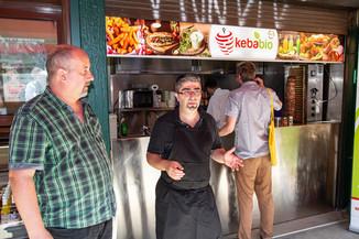 Bild 26 | Erster ausgezeichneter Bio-Kebapstand in Wien