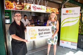 Bild 27 | Erster ausgezeichneter Bio-Kebapstand in Wien