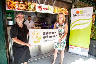 Bild 28 | Erster ausgezeichneter Bio-Kebapstand in Wien