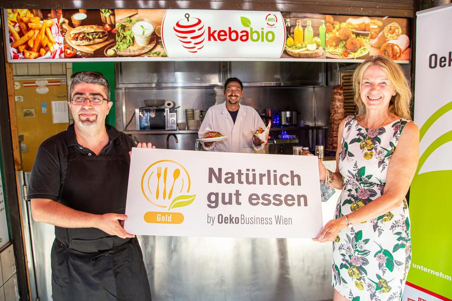 Bild 29 | Erster ausgezeichneter Bio-Kebapstand in Wien