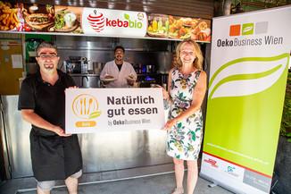 Bild 30 | Erster ausgezeichneter Bio-Kebapstand in Wien