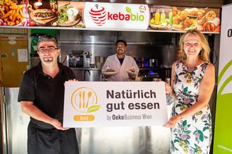 Bild 32 | Erster ausgezeichneter Bio-Kebapstand in Wien
