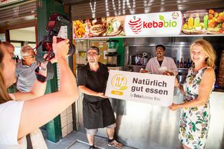 Bild 33 | Erster ausgezeichneter Bio-Kebapstand in Wien