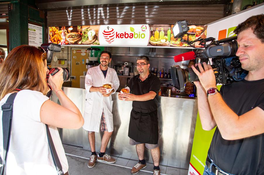 Bild 35 | Erster ausgezeichneter Bio-Kebapstand in Wien