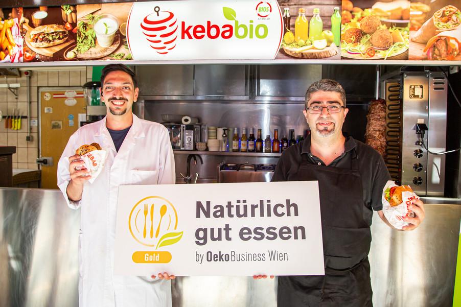 Bild 4 | Erster ausgezeichneter Bio-Kebapstand in Wien