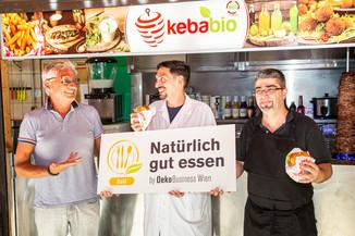 Bild 36 | Erster ausgezeichneter Bio-Kebapstand in Wien