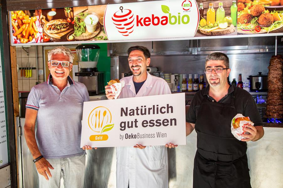 Bild 37 | Erster ausgezeichneter Bio-Kebapstand in Wien