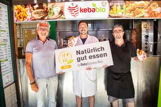 Bild 38 | Erster ausgezeichneter Bio-Kebapstand in Wien