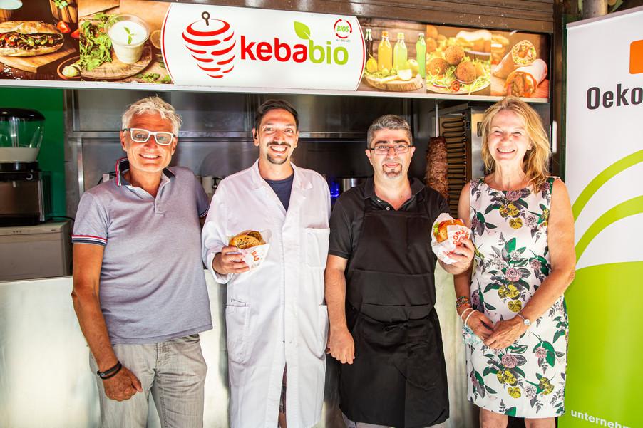 Bild 2 | Erster ausgezeichneter Bio-Kebapstand in Wien