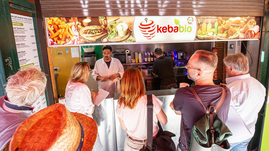 Bild 14 | Erster ausgezeichneter Bio-Kebapstand in Wien