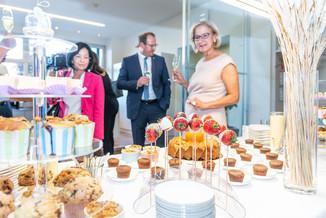 Bild 35 | LH Mikl-Leitner überzeugt sich vom Erfolg des Waldviertler Bäckereibetriebes